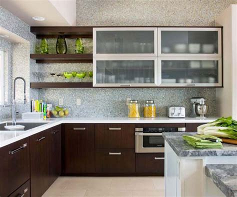 contemporary style kitchen cabinets step by step decorating a contemporary style kitchen
