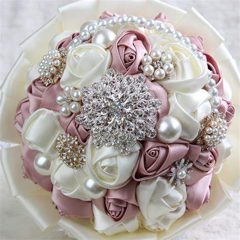 Wedding Bouquet Bling by Popular Wedding Bling Bouquets Buy Cheap Wedding Bling