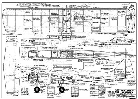 pattern airplane plans piper pa 42 cheyenne lll aerofred r c model airplane plans