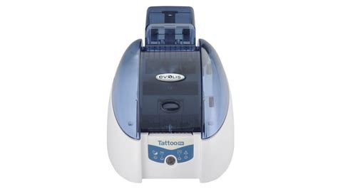 tattoo rewrite card printer evolis tattoo rewrite rewritable id card printer eco