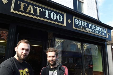 tattoo shop queen street neath tattoo parlour launches laser removal have you regretted