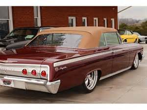 1962 Chevrolet For Sale 1962 Chevy Impalas For Sale Autos Post