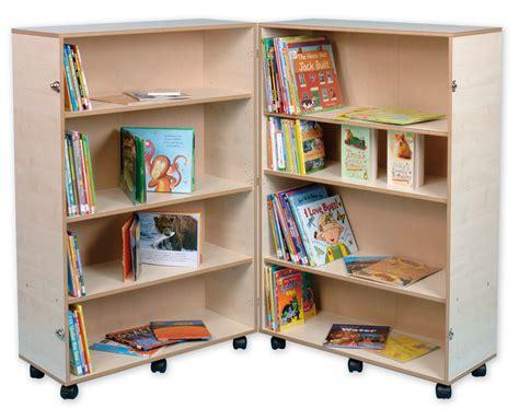 Hinged Shelf by E4e 4 Shelf Hinged Bookcase Maple Finish