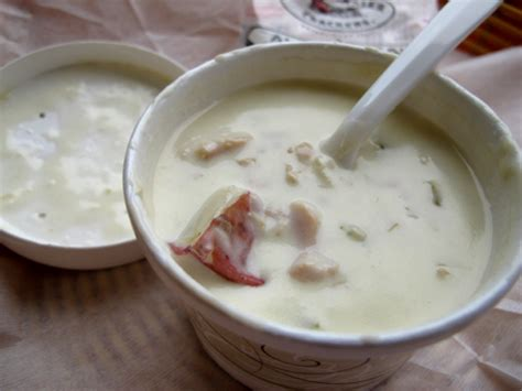 cape cod bagel co for clam chowder in cape cod eat your world