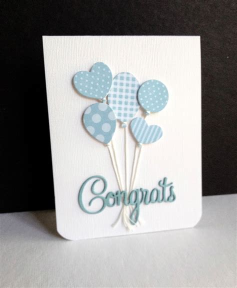 Baby Handmade Cards - handmade baby congratulation card from i m in