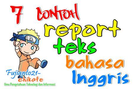 contoh film untuk belajar bahasa inggris 7 contoh report text bahasa inggris terbaru fujianto21