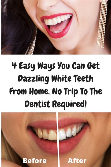 effective teeth whitening methods