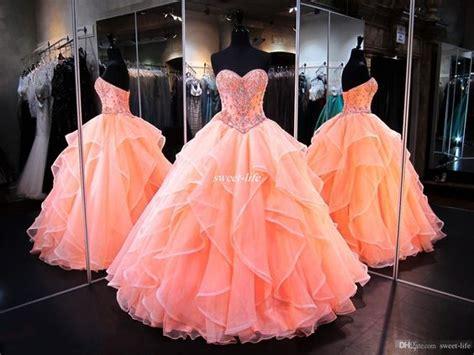 dise 241 os de vestidos de graduaci 243 n para ni 241 as vestidos color coral para promocion fondos de pantalla
