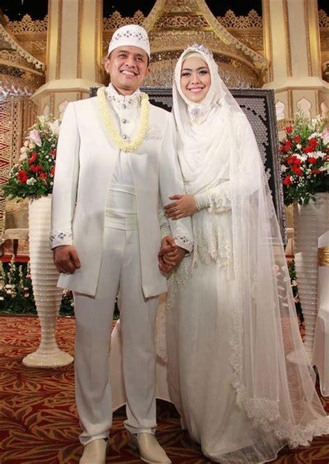 gambar model baju pengantin muslimah model baju pengantin muslimah yang syari