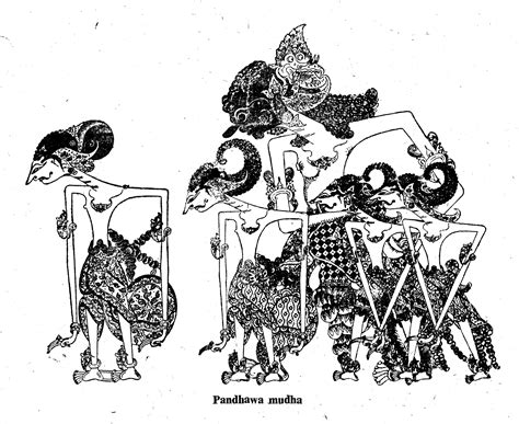 pandawa muda pandawa tua tokoh wayang tokoh wayang purwa