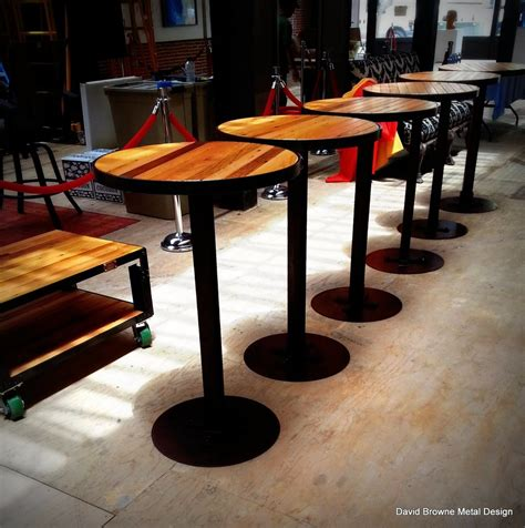 table sparks galleria portfolio david browne metal design