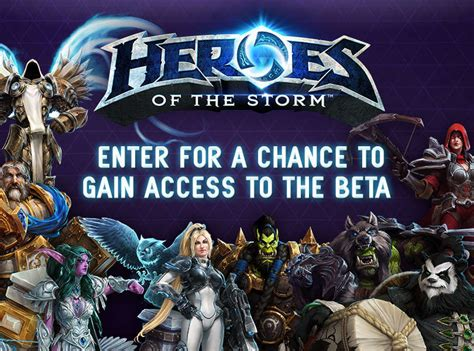 Heroes Of The Storm Giveaway - heroes of the storm beta giveaway gamespot