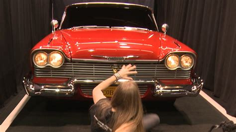 Christine Auto by Spotlight On The Quot Christine Quot Car Scarefest 8 The