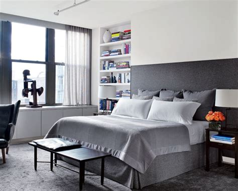 new york loft bedroom serene bedroom interiors for home decor