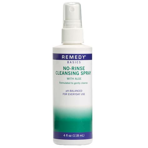 Thermophase Detox Essentials Price by Remedy Essentials No Rinse Cleansing Spray Msc092scsw04