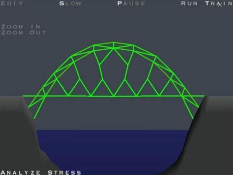 bridget constructor best bridge building game bridgebuilder download