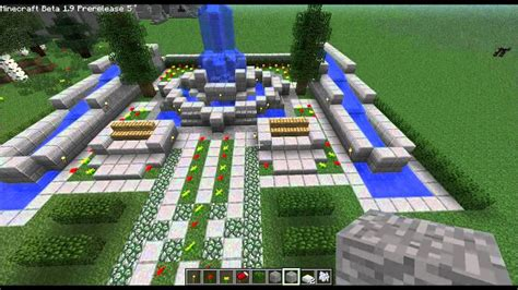 minecraft home design youtube minecraft home design ep 25 fountains youtube