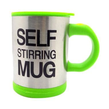 Produk Terbaru Self Stiring Mug Gelas Pengaduk Otomatis Self Stirring jual hbs self stirring mug coffee cup gelas pengaduk