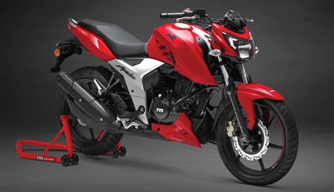 rtr apache new model official new tvs apache rtr 160 launched in india prices