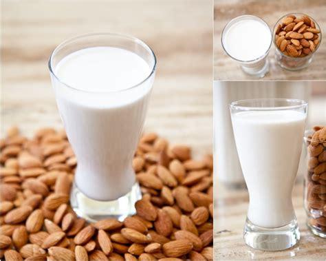 Almond Rawalmond Milk almond milk health show