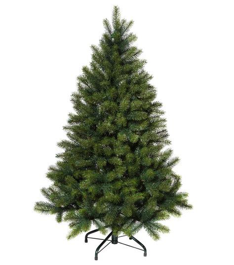 kunststoff weihnachtsbaum edel tannenbaum luxus iii 120cm ga k 252 nstlicher
