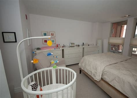 baby in one bedroom apartment they live in a one bedroom apartment and converted the