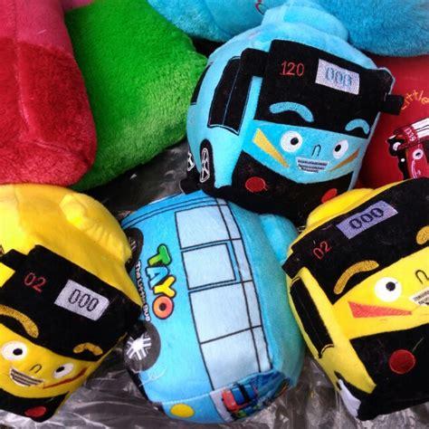 Boneka Mobil Tayo Gani Roky Dan boneka tayo bayi anak lainnya di carousell