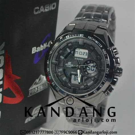 Jam Tangan Wanita Digitec Black Dualtime Analog Digital Original jam tangan casio edifice efa 133 dualtime allblack kw