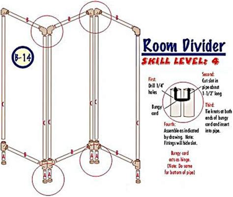 pvc room divider pvc room divider plans woodworking projects plans