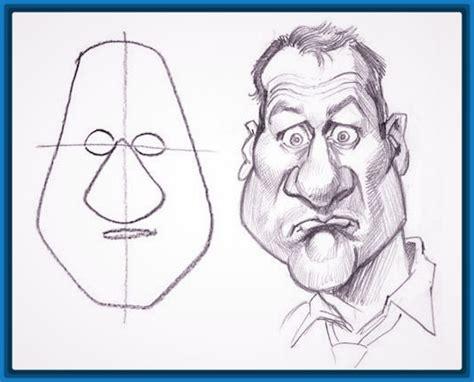 imagenes para dibujar a lapiz en caricatura aprender a dibujar caricaturas a lapiz paso a paso