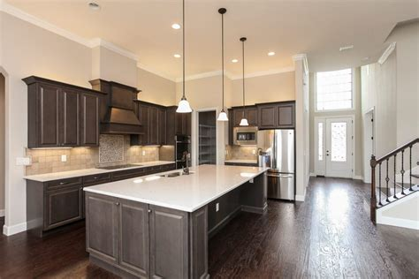 Countertops Melbourne Fl by New Kitchen Construction With Marsh Cabinets Stanisci