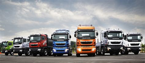 volvo gm heavy truck corporation market research on heavy trucks and commercial vehicles