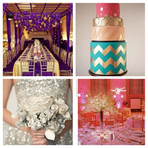 color theme ideas color trends for summer 2013 wedding mitzvah party mazelmoments com