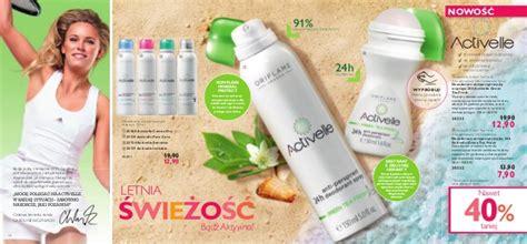 Activelle Green Tea Fresh Anti Perspirant 24h Deodorant Roll On katalog oriflame 8 2014