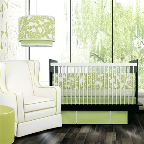 Green Nursery Bedding Sets Gender Neutral Crib Bedding Ideas Reader Q A Cool Picks