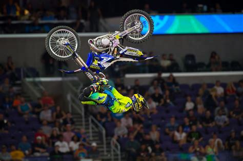 motocross freestyle games 2017 x games moto x freestyle highlights transworld