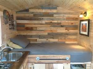 Tiny Cabin On Wheels by Frank S Diy Micro Cabin On Wheels Interview And Tour
