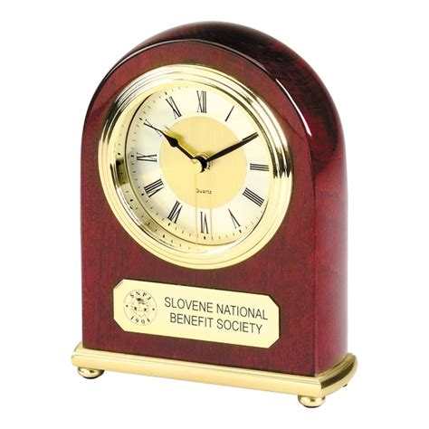desk alarm clock custom promotional desk clocks personalized desk clocks