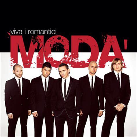 mod 224 viva i romantici copertina cd e tracklist m b