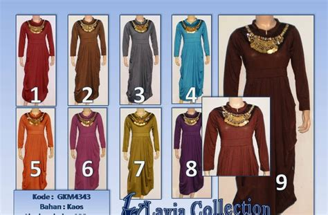 Baju Pesta Big Size Murah Grosir Busana Muslim Big Size Baju Pesta Murah Gkm4343