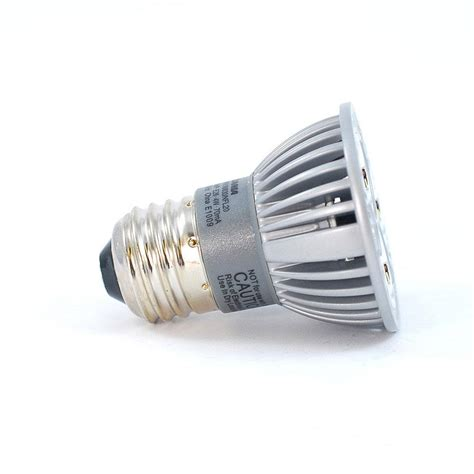 Par16 Led Light Bulbs Osram Sylvania 4w 120v Par16 Nfl20 3000k Led Bulb Bulbamerica