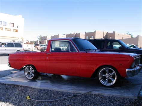 1964 Ford Ranchero by Fordmuscle1993 1964 Ford Ranchero Specs Photos