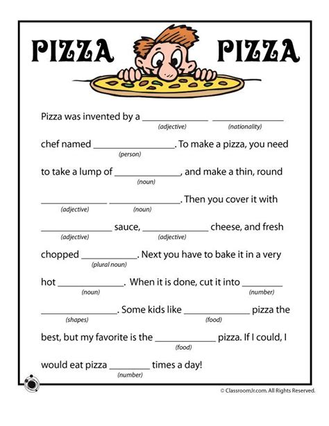 printable road trip mad libs 13 best mad libs printables images on pinterest mad libs