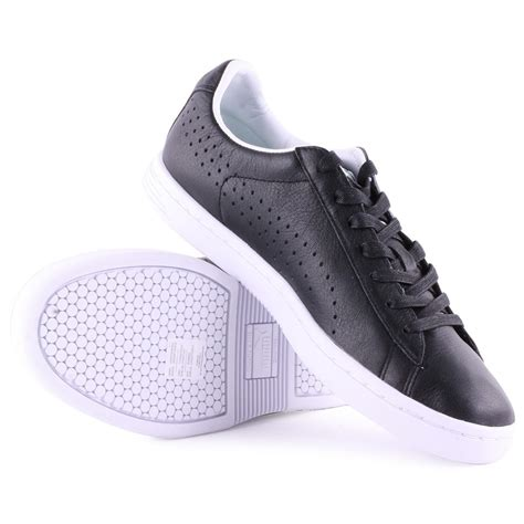 Court Nm Shoes court nm mens trainers in black