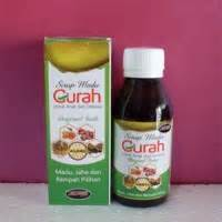 Madu Syamil Untuk Dewasa sirup madu gurah al afiat ardhina herbal