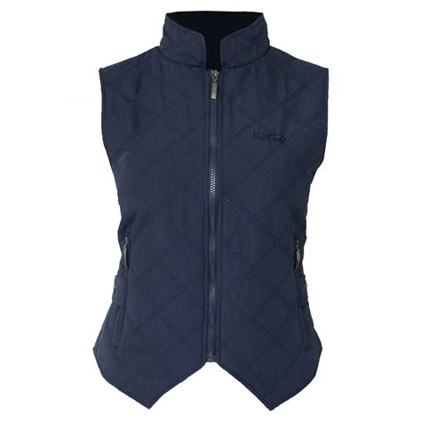 Quilted Vest by Horze Quilted Vest