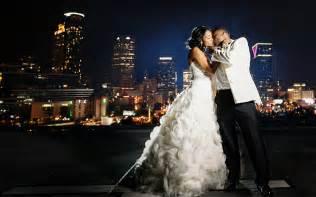 Home Decor Atlanta by Black Wedding Style Cosmopolitan Love In The Atlanta Sky