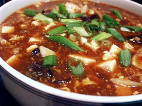 vegetarian and sour soup recipe vegetarian and sour soup recipe food
