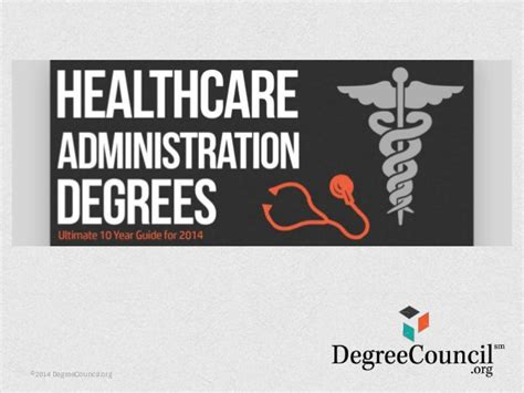 Mba In Healthcare Administration Description by Health Care Administration Degrees Ultimate 10 Year