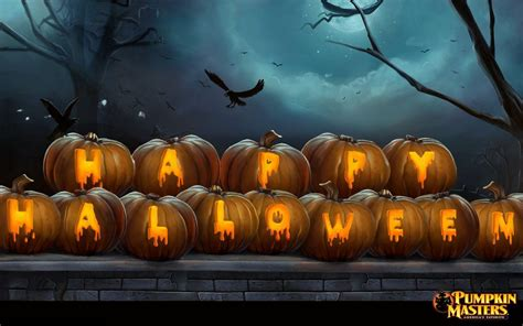 desktop themes halloween halloween desktop backgrounds wallpaper cave